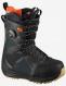 Ботинки для сноуборда Salomon Lo Fi rip stop (2021) Black/black/red orange 1