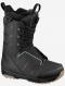 Ботинки для сноуборда Salomon Malamute (2021) Black/black/fiery red 1
