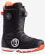 Ботинки для сноуборда Burton Ruler Boa (2021) Black/red 1