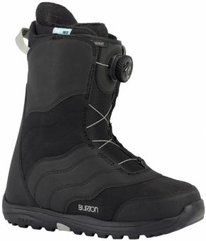 Ботинки для сноуборда Burton Mint Boa (2021) Black