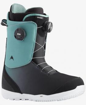 Ботинки для сноуборда Burton Swath Boa (2021) Slate/Black Fade Men