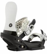 Крепления для сноуборда Burton X EST white/black (2021)
