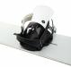 Крепления для сноуборда Burton X EST white/black (2021) 5