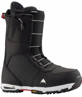 Ботинки для сноуборда Burton Imperial black (2021)