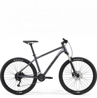 Велосипед Merida Big.Seven 100-2x (2021) Antracite/Black