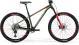 Велосипед Merida Big.Trail 600 (2021) MattGreen/Red/Silver-Green 1