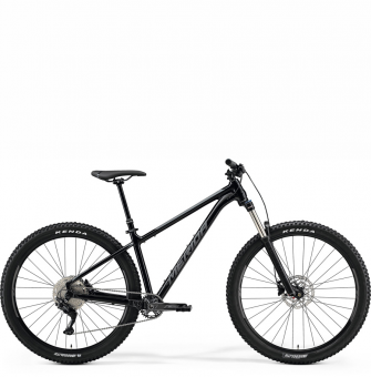 Велосипед Merida Big.Trail 400 (2021) GlossyBlack/MattCoolGrey
