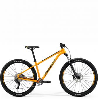 Велосипед Merida Big.Trail 200 (2021) Orange/Black