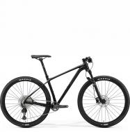 Велосипед Merida Big.Nine Limited (2021) MattBlack/GlossyBlack