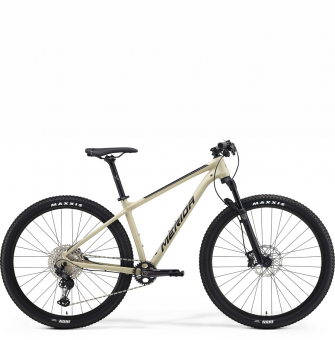 Велосипед Merida Big.Nine XT Edition (2021) SilkLightSand/Black