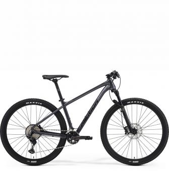Велосипед Merida Big.Nine XT2 (2021) Antracite/Black