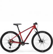 Велосипед Merida Big.Nine XT2 (2021) ChristmasRed/Black