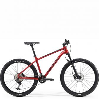 Велосипед Merida Big.Seven XT2 (2021) ChristmasRed/Black