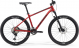 Велосипед Merida Big.Seven XT2 (2021) ChristmasRed/Black 1