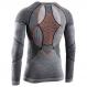 Термобелье X-Bionic кофта Apani 4.0 Merino Shirt Round Neck LG SL Men 1