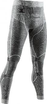 Термобелье X-Bionic штаны Apani 4.0 Merino Pants Men Black/Grey/White