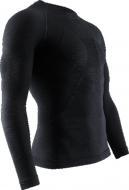 Термобелье X-Bionic кофта Apani 4.0 Merino Shirt Round Neck LG SL Men Black/Black