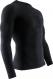 Термобелье X-Bionic кофта Apani 4.0 Merino Shirt Round Neck LG SL Men Black/Black 1