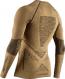 Термобелье X-Bionic кофта Radiactor 4.0 L/S Men Gold/Black 1