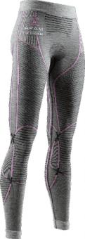 Термобелье X-Bionic штаны Apani 4.0 Merino Black/Grey/Pink