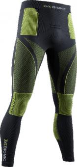 Термобелье X-Bionic штаны Energy Accumulator 4.0 Charcoal/Yellow
