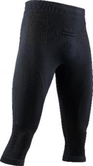 Термобелье X-Bionic штаны Energy Accumulator 4.0 3/4 Black/Black