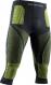 Термобелье X-Bionic штаны Energy Accumulator 4.0 3/4 Charcoal/Yellow 1