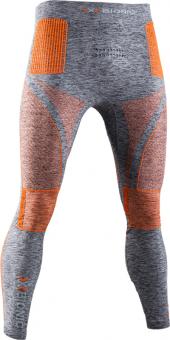 Термобелье X-Bionic штаны Energy Accumulator 4.0 Melange Grey Melange/Orange