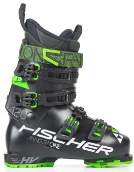 Горнолыжные ботинки Fischer Ranger One 120 Vacuum Walk (2021) Black/Black/Black