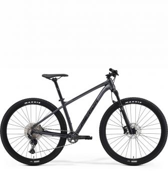 Велосипед Merida Big.Nine 400 (2021) Antracite/Black