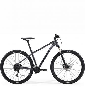 Велосипед Merida Big.Nine 100-2x (2021) Antracite/Black