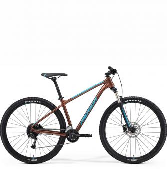 Велосипед Merida Big.Nine 100-3x (2021) Bronze/Blue
