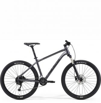 Велосипед Merida Big.Seven 100-3x (2021) Antracite/Black