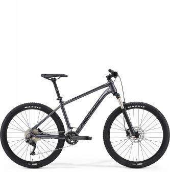 Велосипед Merida Big.Seven 300 (2021) Antracite/Black