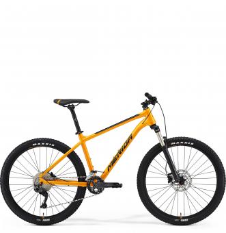Велосипед Merida Big.Seven 300 (2021) Orange/Black (