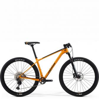 Велосипед Merida Big.Nine 5000 (2021) Black/Orange