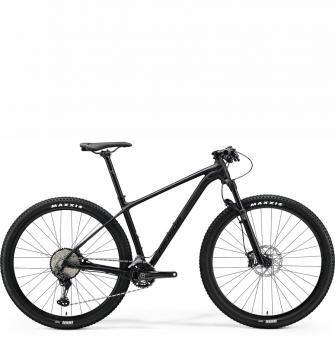 Велосипед Merida Big.Nine 700 (2021) MattBlack/GlossyBlack