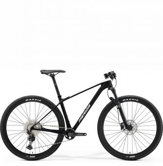 Велосипед Merida Big.Nine 3000 (2021) GlossyPearlWhite/MattBlack