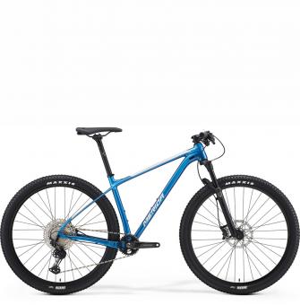 Велосипед Merida Big.Nine 600 (2021) Blue/White