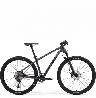 Велосипед Merida Big.Nine SLX Edition (2021) Antracite/Black