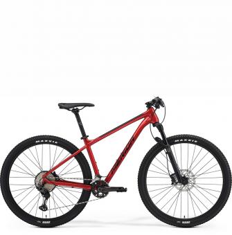 Велосипед Merida Big.Nine SLX Edition (2021) Christmas Red (Black)