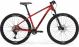 Велосипед Merida Big.Nine SLX Edition (2021) Christmas Red (Black) 1