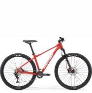 Велосипед Merida Big.Nine 500 (2021) RaceRed/White
