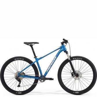 Велосипед Merida Big.Nine 200 (2021) MattBlue/White