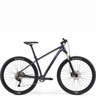 Велосипед Merida Big.Nine 200 (2021) Antracite/Black
