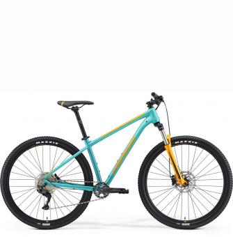 Велосипед Merida Big.Nine 200 (2021) Teal-Blue/Orange