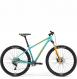 Велосипед Merida Big.Nine 200 (2021) Teal-Blue/Orange 1
