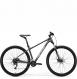 Велосипед Merida Big.Nine 60 2x (2021) MattAnthracite/Silver 1