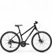 Велосипед Merida Crossway XT Edition Lady (2021) GlossyBlack/MattSilver/Black 1
