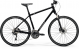 Велосипед Merida Crossway 500 (2021) GlossyBlack/MattSilver 1